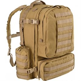 Sac MODULAR BACKPACK 60L Coyote - Defcon 5