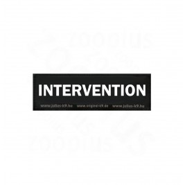 Logo Velcro INTERVENTION GM