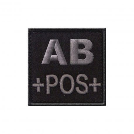 T.O.E de groupe sanguin Noir TOE Concept Insigne B