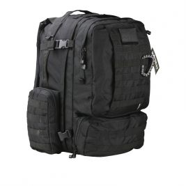 Sac à dos viking 60L Noir - Kombat Tactical