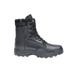 Rangers tactical Boot avec zip noir - Brandit