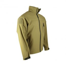 Veste Softshell Trooper Tactical coyote - Kombat Tactical