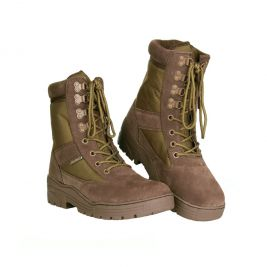 Chaussures de sniper marron - Fostex Garments