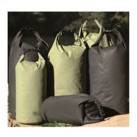 Sac de transport waterproof 10L noir - Miltec