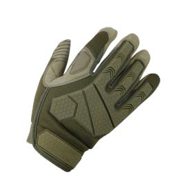 Gants d'intervention Alpha- Coyote - Kombat Tactical