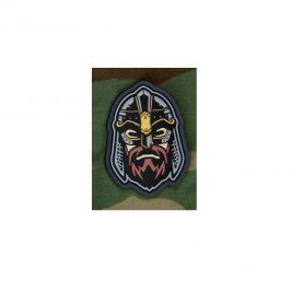 Patch moral tête de viking en PVC - Mil-Spec