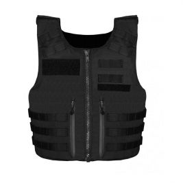 Housse de gilet pare balles Full Tactical security unisexe - Le Protecteur