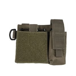 Admin Pouch MOLLE V2 vert olive - Miltec