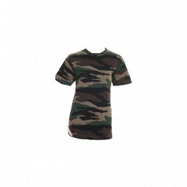 Tee-shirt manches courtes camo - GP Tactical