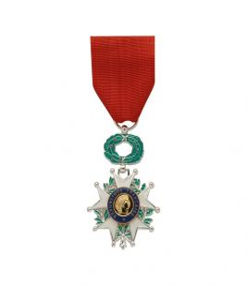 Médaille ordonnance Chevalier Légion d'Honneur Bronze