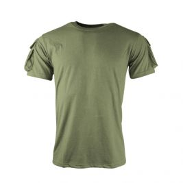 Tee-shirt Tactical vert olive - Kombat Tactical