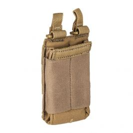 Porte chargeur Flex simple AR coyote - 5.11 Tactical