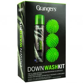 Kit de lavage duvet 300mL + 3 balls - Grangers