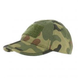 Casquette Baseball Ripstop Woodland - Helikon