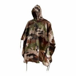 Poncho Ripstop Camo CE - Ares