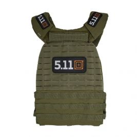 Gilet porte plaques TacTec CrossFit Games Vert OD - 5.11 Tactical