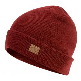 Bonnet Thinsulate Rouge foncé - Highlander