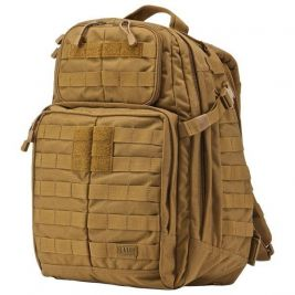 Sac à dos Rush24 34L Coyote - 5.11 Tactical