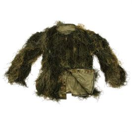 Veste Parka Ghillie Woodland - Fosco Industries