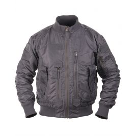 Veste US Tactical Flight Urban Grey - Miltec