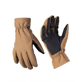 Gants Softshell Thinsulate Coyote - Miltec