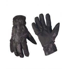 Gants softshell Thinsulate Dark Camo - Miltec