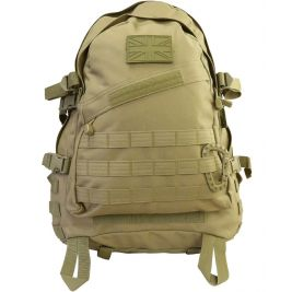 Sac à Dos Spec-Ops 45L - Coyote - Kombat Tactical