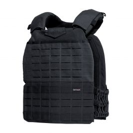 Gilet Tactique MILON VEST Plate Carrier Noir - Pentagon