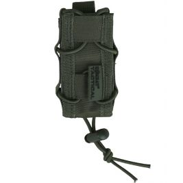 Single Pistol Mag Pouch - Olive Green