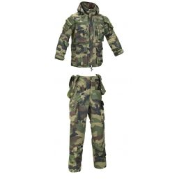 Uniforme de sniper French camo - Defcon 5