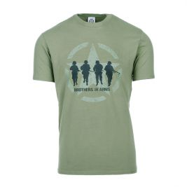 "Tee-shirt ""Brothers in Arms"" - Fostex Garments"