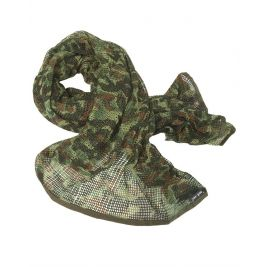Écharpe filet flecktarn - Miltec