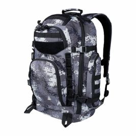 Sac à dos Trex 60L cam black digital - Ares
