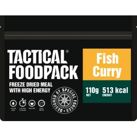 Poisson au curry - Tactical Foodpack