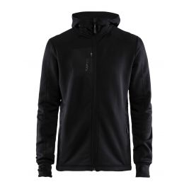 Trict polartec hood Noir - Craft Tactical