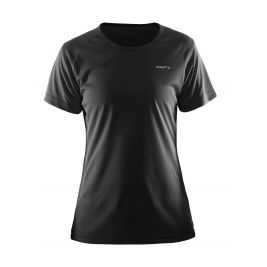 Tee-shirt prime Noir Femme - Craft Tactical