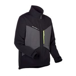 AKER SOFTSHELL BLACK - HELLY HANSEN