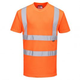 Tee-Shirt Haute Visibilité RT23 Orange - Portwest