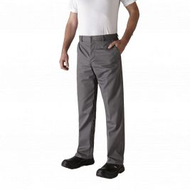 PANTALON MIXTE TIMEO ANTHRACITE - ROBUR