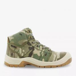 Chaussures DESERT S1P Multicamo - Safety Jogger Industrial