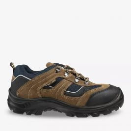 Chaussure de Sécurité Evergreen basse S3 Marron - Safety Jogger Industrial