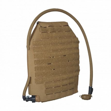 Réservoir IcePlate MOLLE Combo Coyote - Qore Performance