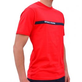 Tee-shirt rouge Bond - NW
