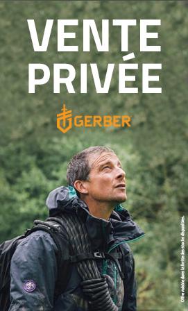 Vente privée Gerber