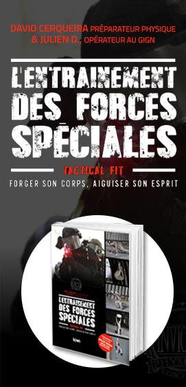 GUIDE D'ENTRAINEMENT DES FORCES SPÉCIALES - TACTICAL FIT