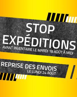 Stop Expéditions Août 2020