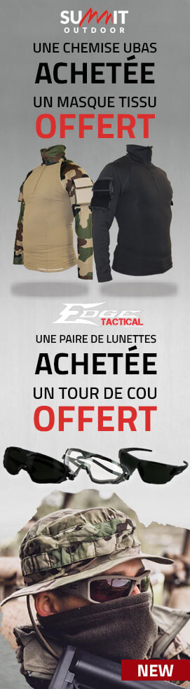 Offre Summit et Edge Tactical